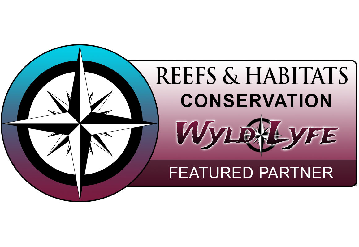 reefs habitats featured partner badge