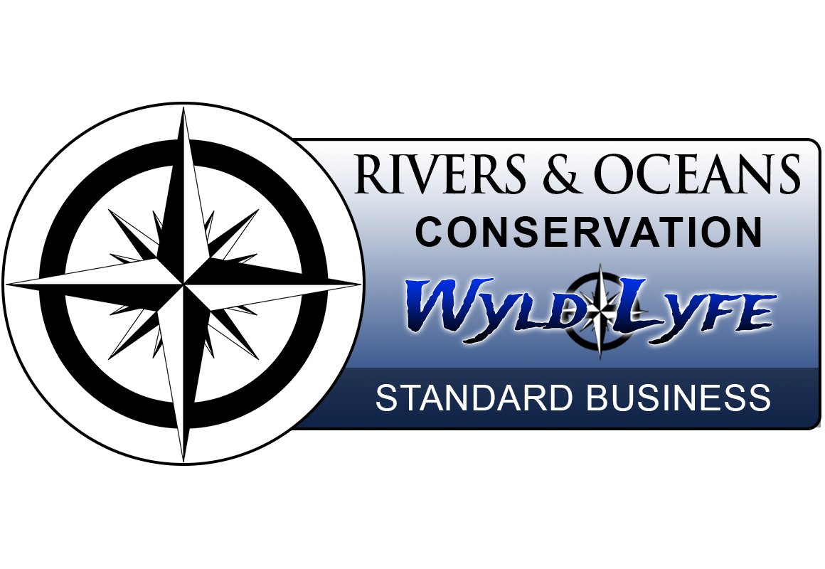 rivers oceans standard badge